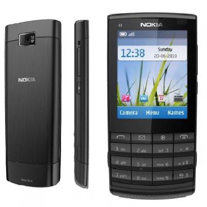 Nokia x3 02 bílá