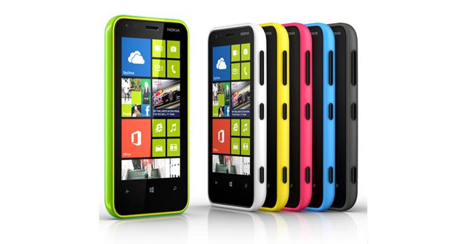 Nokia Lumia 620 All Colors