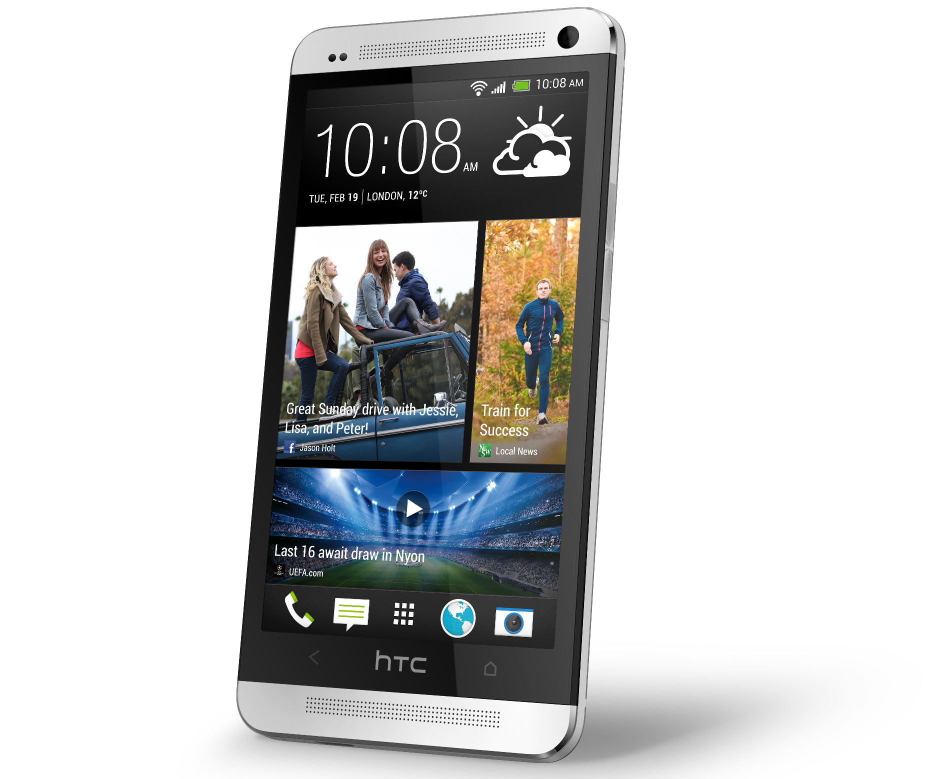 HTC One mobile