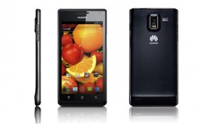 Huawei-Ascend p1