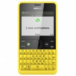 Nokia-Asha-210-yellow