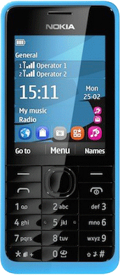 Nokia301 Mobile