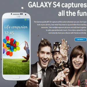 GALAXY S4-All the Fun