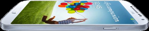 SamsungGALAXY-S4-look & Feel