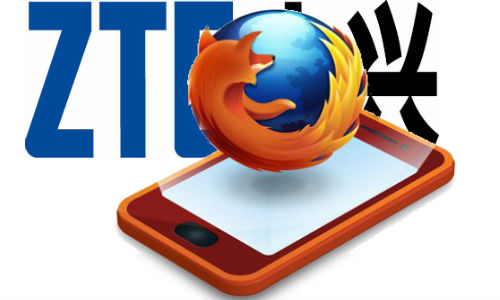 Mozilla-ZTE to Launch Firefox-OS-Smartphone