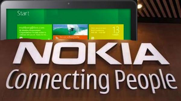 Nokia Windows RT device opening