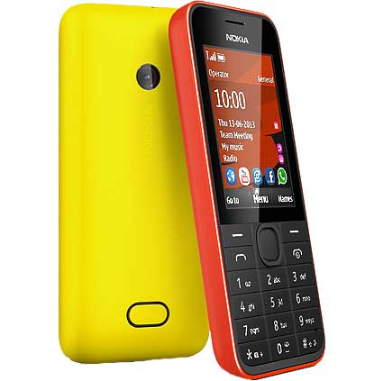 Nokia 208 Mobile Price in Pakistan