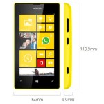 Nokia Lumia 520 Mobile Price in Pakistan
