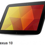 Google Tablet Nexus 10 expected in October 2013