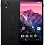 Google Nexus 5 Smartphone unveiled