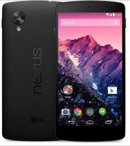 Google Nexus5 Black