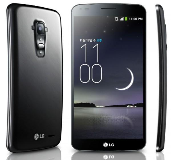 LG G FLEX curve Mobile