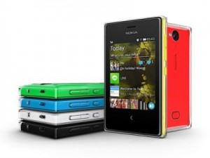 Nokia Asha Family Mobile Phones
