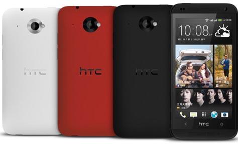 Smartphones Desire 700-501- 601 Dual-SIM
