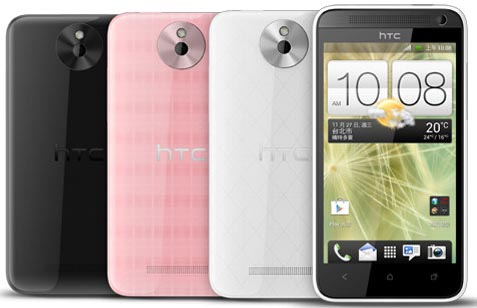 Smartphones HTC Desire