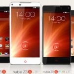 ZTE offered Nubia Z5S and Nubia Z5S Mini