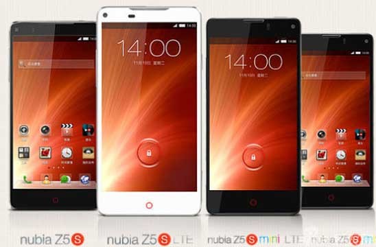 ZTE-offered-Nubia-Z5S-and-Nubia-Z5S-Mini