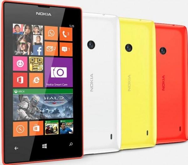 nokia-Nokia lumia-525
