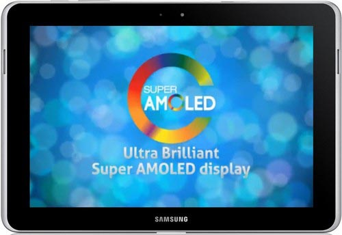 AMOLED screens