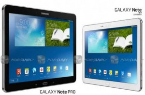 Samsung Galaxy Note Pro Tablets