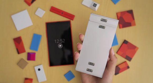 motorola-project-ara-structure Mobile Phone