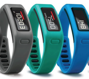 Garmin at CES 2014 introduced a fitness bracelet Vivofit