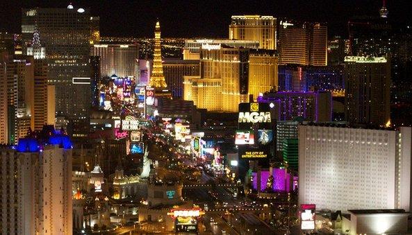 Las Vegas CES 2014 Trade show