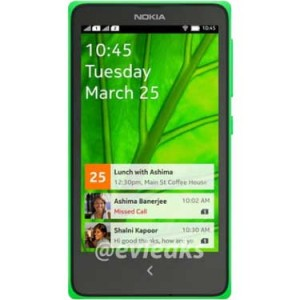 Nokia X = Nokia Normandy