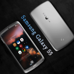 Smarty concept of Samsung Galaxy S5