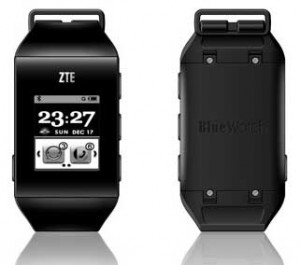 ZTE Smart watch: ZTE BlueWatch