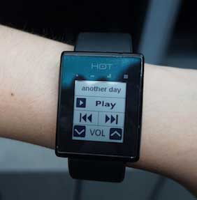 Smart watch: Hot Watch