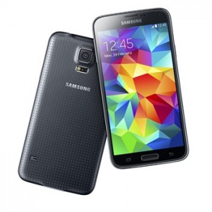 Samsung Galaxy S5 Front plus Back