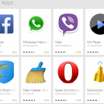 Top Twelve Android Free Apps