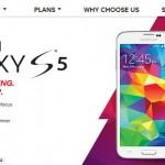 Samsung-Galaxy S5 virgin mobile