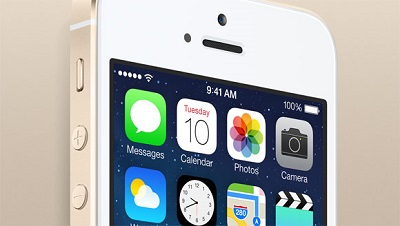 iPhone 6 display