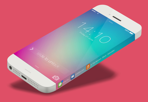 iPhone 6 Screen overview