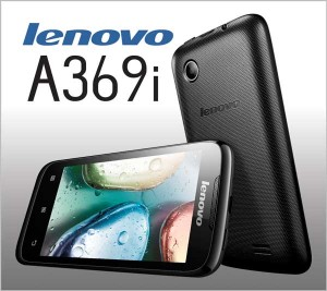 Lenovo A369i is an affordable budget 3G Smartphone In Pakistan