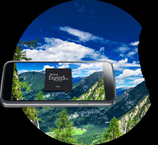 Samsung Mobiles Exynos 5430 processor