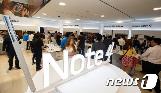 Galaxy Note 4 Sale