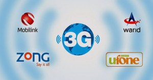 PTA Report about 3G usage in Pakistan