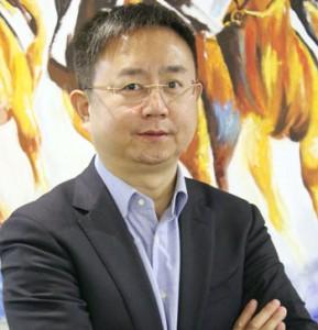 Zong New CEO Liu-Dianfeng