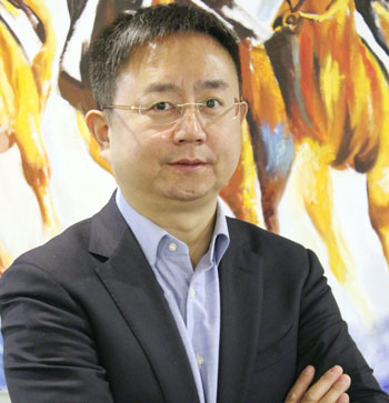 Zong New CEO Liu-Dianfeng
