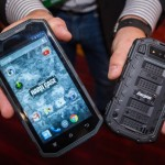 Energizer's Energy Hardcase phones at CES 2015