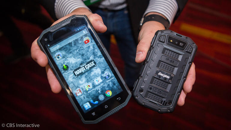 Energizer S Energy Hardcase Phones At Ces 2015