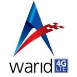 Warid 4G LTE offer