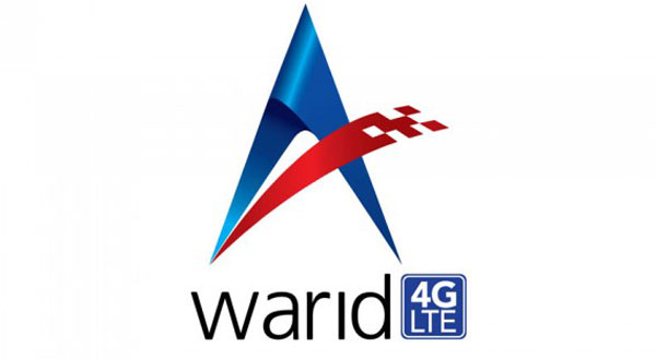 Warid 4G LTE offer on SIM upgradation
