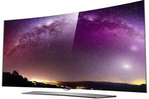 LG unveiled a new line of TVs for 2015
