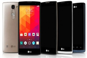 LG has introduced a new low-cost Smartphones in 2015