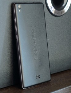 New Smartphone Highscreen Spade