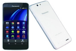 Panasonic Eluga U2 SmartPhone with 64-bit